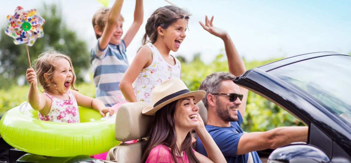 Make Time for a Family Trip, Now!